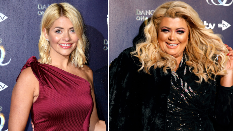 Holly Willoughby Says Gemma Collins 'Needs To Be More Professional'