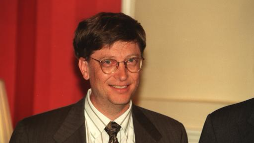 Bill Gates Reveals What He'd Do If He Lived On $2 A Day