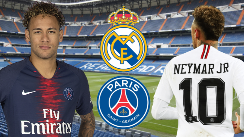 Real Madrid 'Need To Pay Neymar £1.2 Million A Week' To Sign Him From PSG