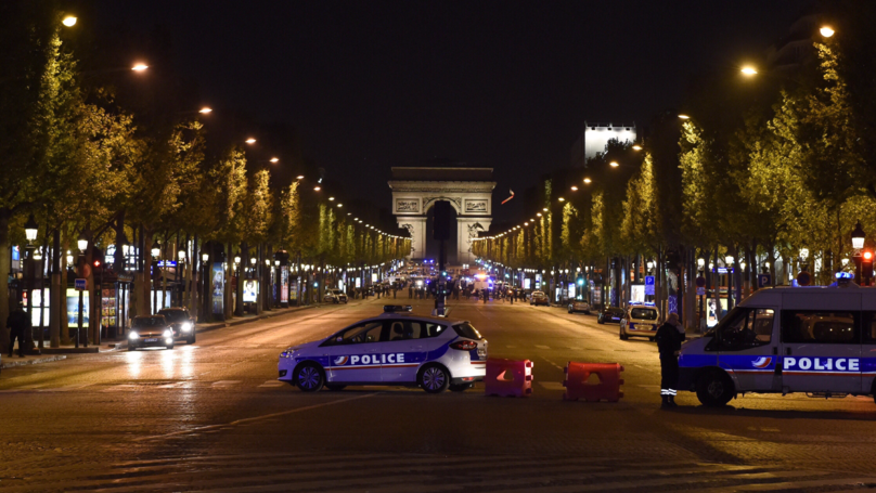 One Police Officer Killed And Two Injured In Paris Shooting As Cops Search For Second Suspect