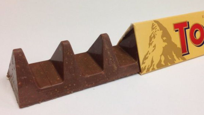 Victory For The UK As Toblerone Bar Will Revert To Its Original Shape