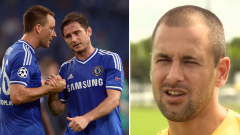 Joe Cole Names The Best Player He's Played With, It's Not Lampard Or Terry