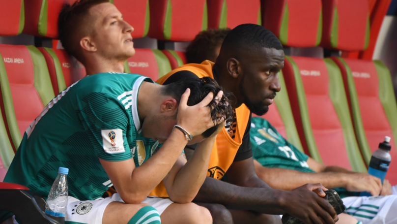 German Squad Apologise For Poor Performance And Head Home