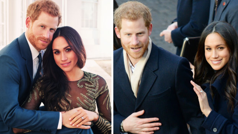 Prince Harry Is Reportedly Inviting Two Ex-Girlfriends To His Wedding