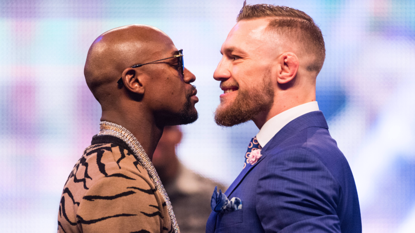 Mayweather And McGregor To Request Smaller Gloves For Fight
