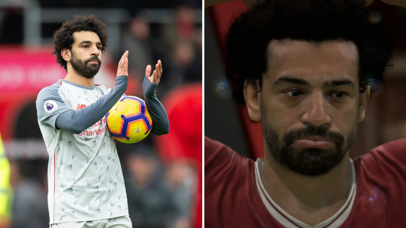 Mohamed Salah Gets New FIFA 19 Ultimate Team Card, Can Now Play As Striker