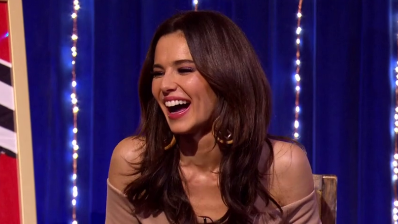 Cheryl Plays Hilarious Prank On Victoria Beckham But She Doesn't Get It