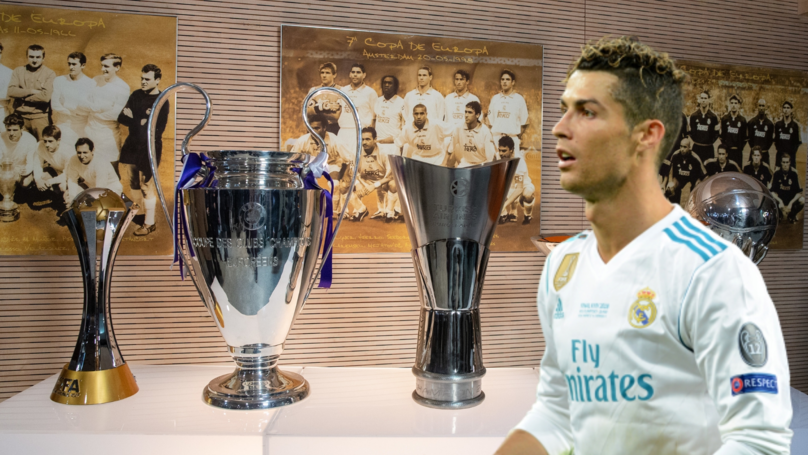 Real Madrid Are Rubbing Cristiano Ronaldo Out Of Their History