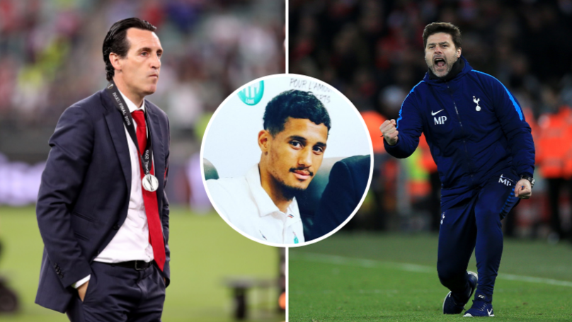 Daniel Levy's Aeroplane Stunt Helped Spurs Beat Arsenal To Saliba Signing