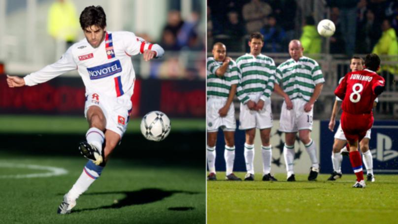 Juninho Pernambucano's Free-Kick Record Was Just Plain Silly