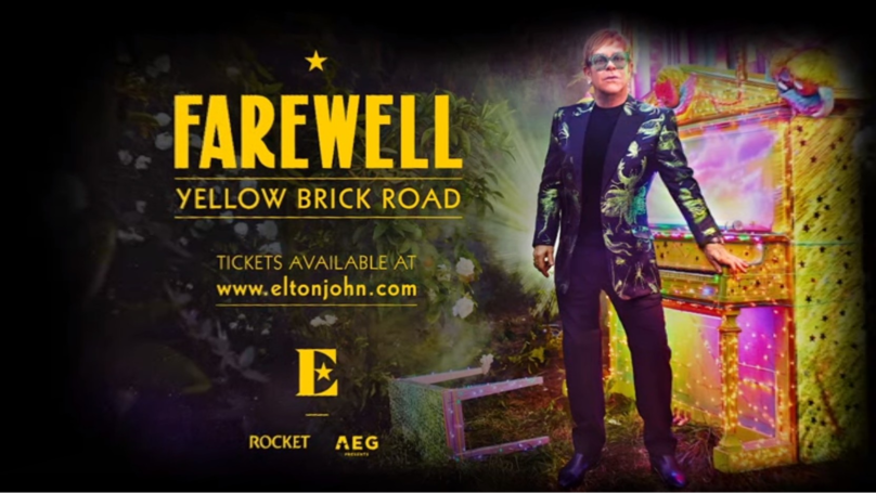 Elton John World Tour Dates & Details Have Just Been Announced