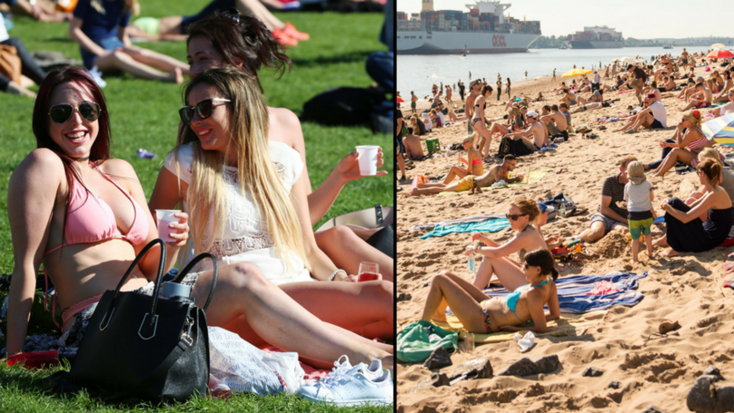 Hottest Summer For Five Years To Arrive In UK Following Bank Holiday Heatwave