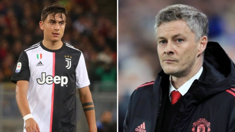 Manchester United 'Pull Plug' On Paulo Dybala Transfer