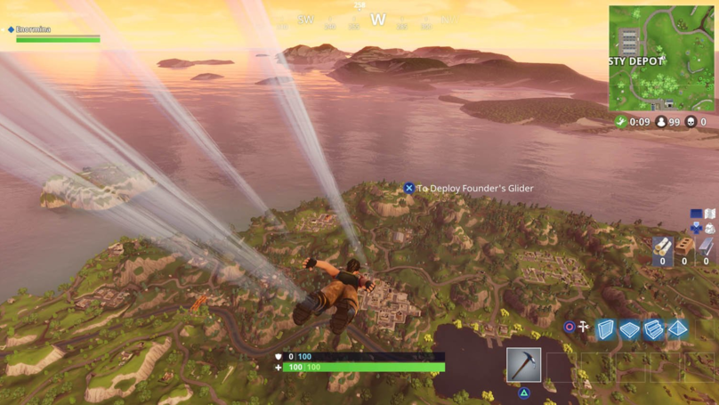Over 45 Million People Are Fighting To The Death In 'Fortnite: Battle Royale'