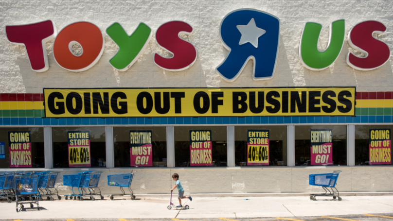 Anonymous Donor Buys $1M Of Leftover Toys 'R' Us Stock And Gives It To Local Kids