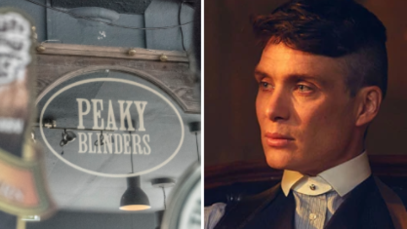 Peaky Blinders Themed Bar Is Coming To Liverpool In December