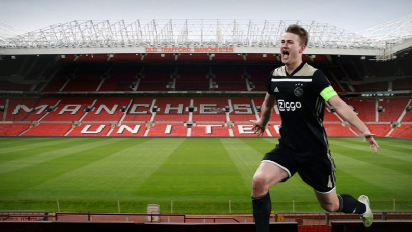 Matthijs De Ligt Receives €14 Million-A-Year Contract Offer From Manchester United