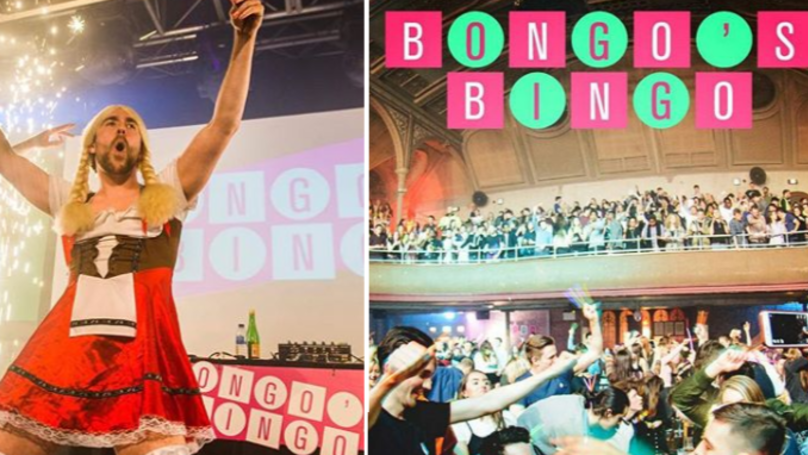 Bongo's Bingo Is The Ultimate Night Out For All The Squad