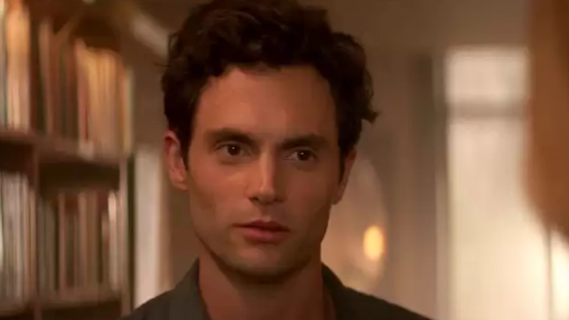 Penn Badgley Has Done 'Nauseating' Things Filming Second Season Of You