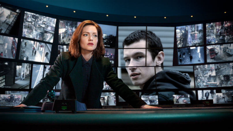 First Pictures Of BBC One's New Surveillance Thriller The Capture Released