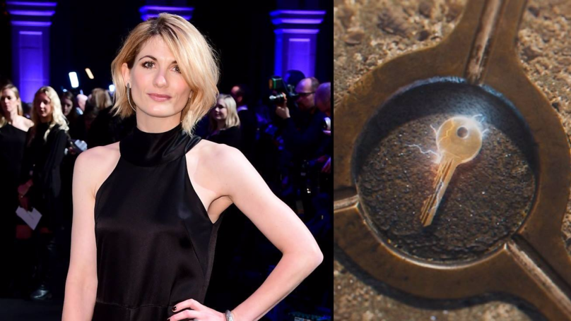 The Next Doctor Who Has Been Confirmed As Jodie Whittaker