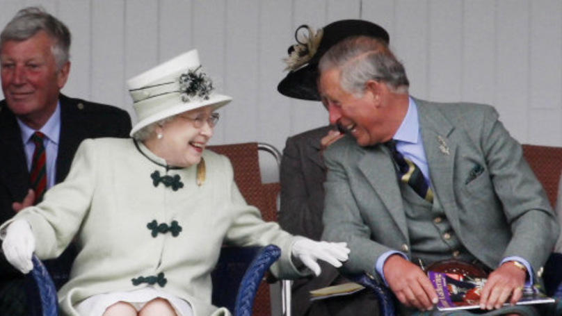 The Queen's Tribute To Prince Charles On His Birthday Revealed Her Nickname For Him