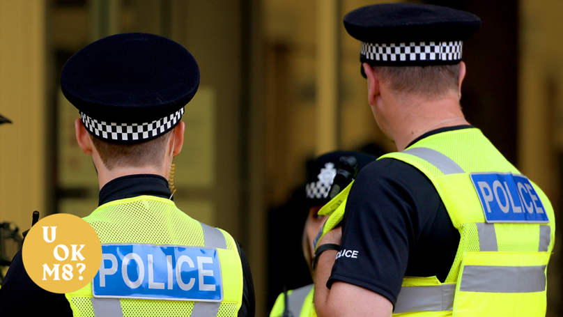 Police Left 'Picking Up The Pieces' Of The Country's Mental Health System