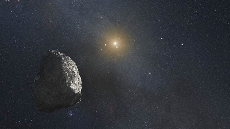 Asteroid Big Enough 'To Destroy A City' Narrowly Avoids Planet Earth