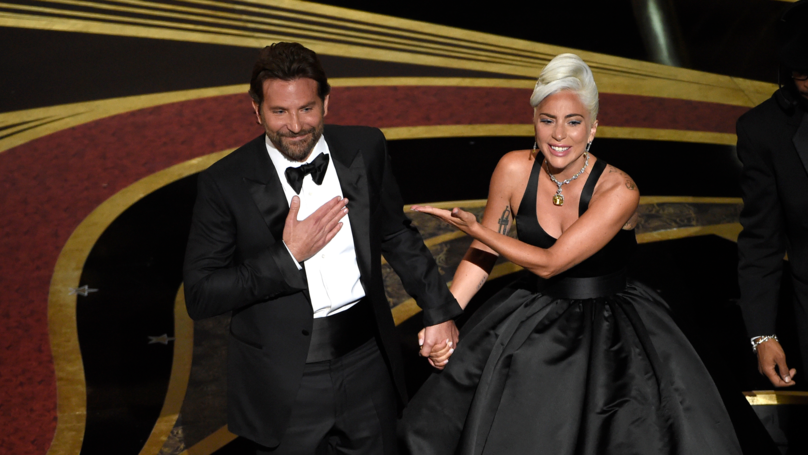 Lady Gaga Breaks Silence On Oscars Duet With Bradley Cooper