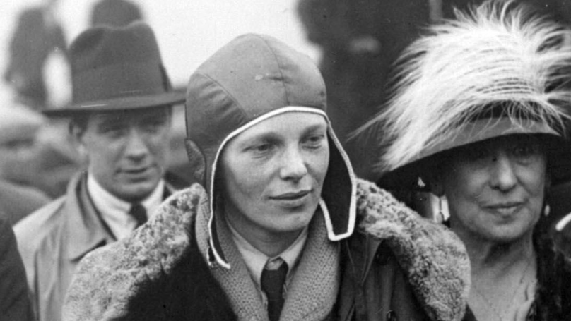 Researchers Might Have Found The Wreckage Of Amelia Earhart's Plane