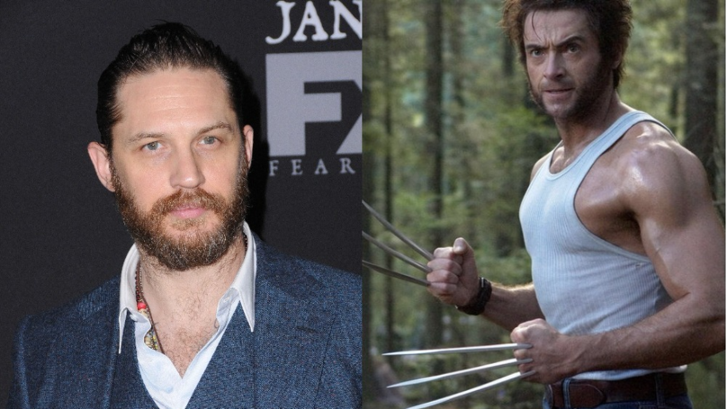 Tom Hardy 'Could Be The Next Wolverine'