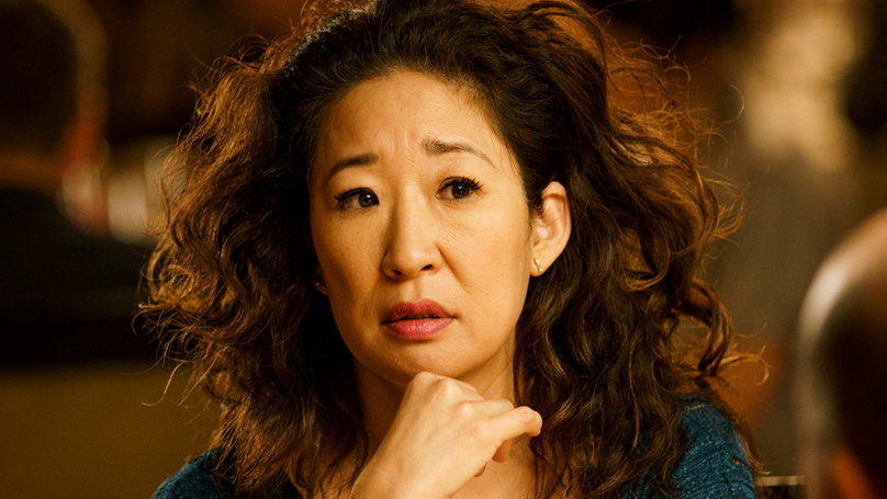 ​Sandra Oh Wins Best Actress Golden Globe For Killing Eve