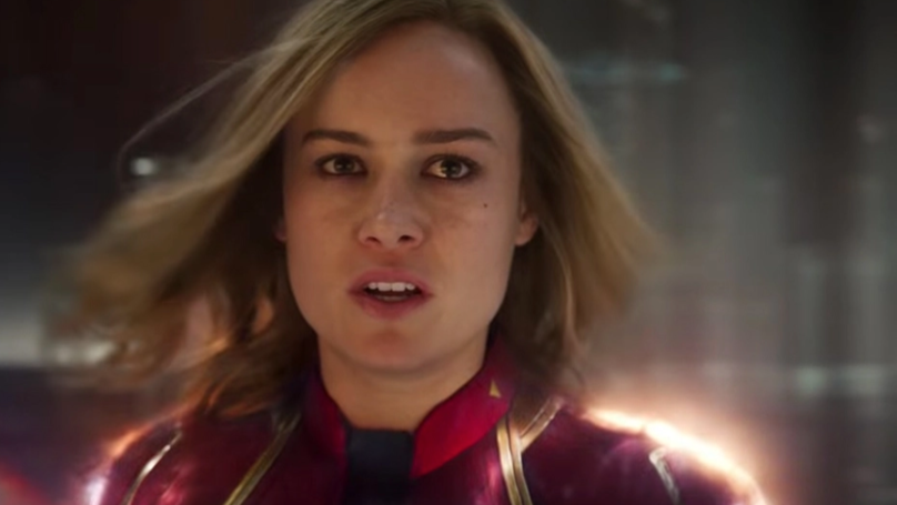 Marvel Fans Spot Creepy Hidden Message In New Avengers Clip