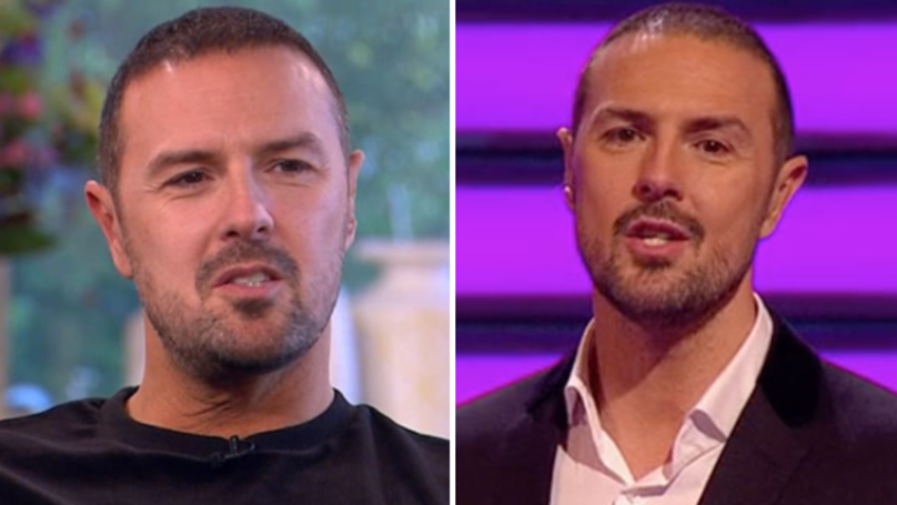 WATCH: Paddy McGuinness Sings 'All By Myself' On Take Me Out
