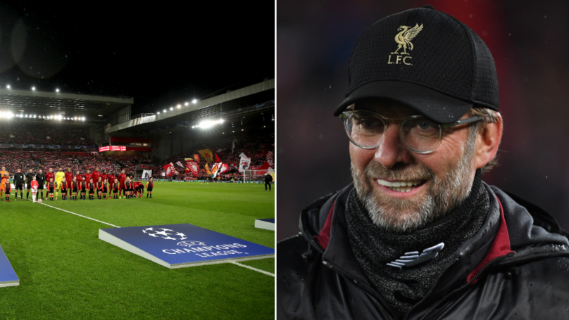 Jurgen Klopp Is Unbeaten At Anfield In Europe As Liverpool Manager