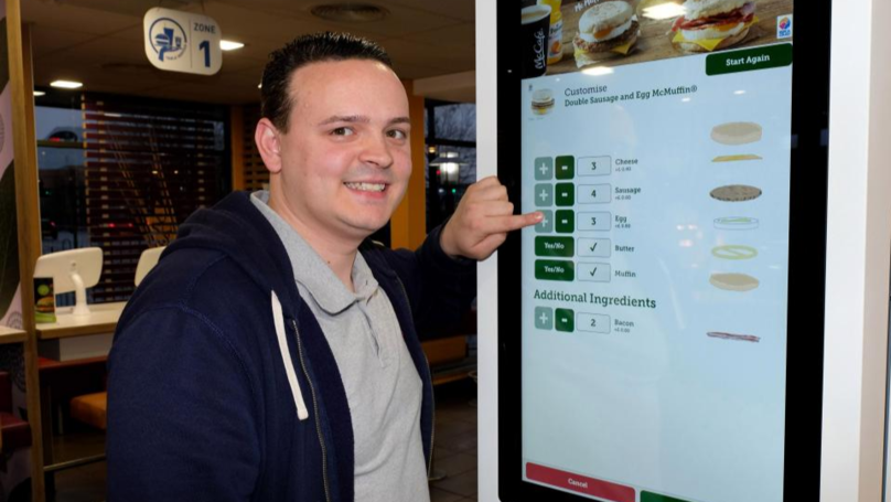 Man Discovers Way To Triple Size Of McDonald's Breakfast Muffin For £2.80