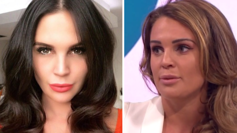 Danielle Lloyd Admits She's Had Cosmetic Fillers After Photos Of Bruised Face Emerge