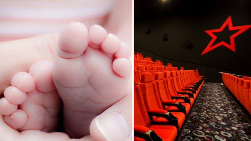 Mum Refused Cinema Entry Because Four-Week-Old Baby Was Too Young For 15-Rated Film