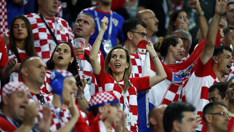 Croatia Are Through To The Semi-Finals After A Tense Penalty Shootout