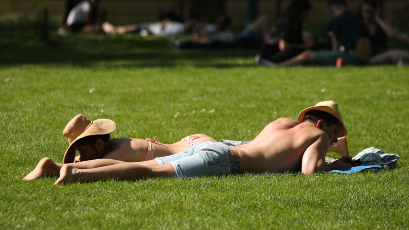 This Bank Holiday Weekend Could Be The Hottest Since Records Began
