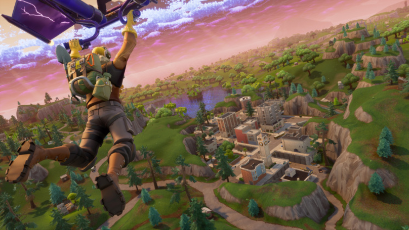 'Fortnite' Developers Offering $100m To Best Players