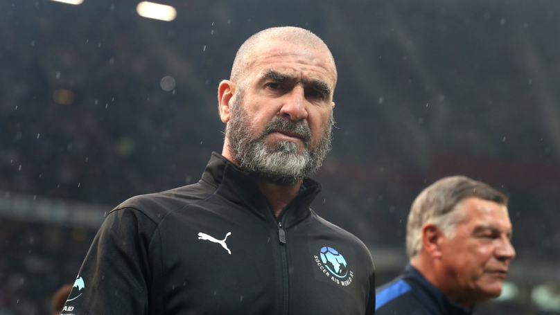 Eric Cantona Shares Video Of Man Cracking Egg With Erect Penis
