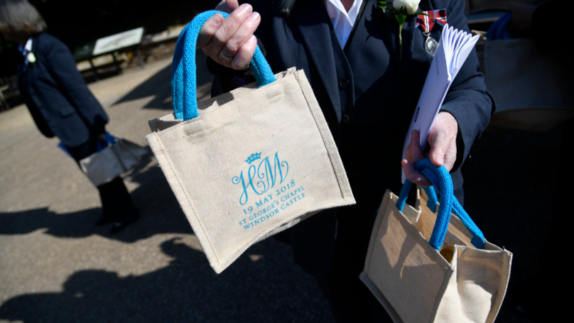 Royal Wedding 2018: ​What Was Inside The Community Champions' Goodie Bags?