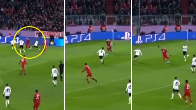 Arjen Robben Cuts Inside On To His Trusted Left-Peg, Scores Outrageous Goal
