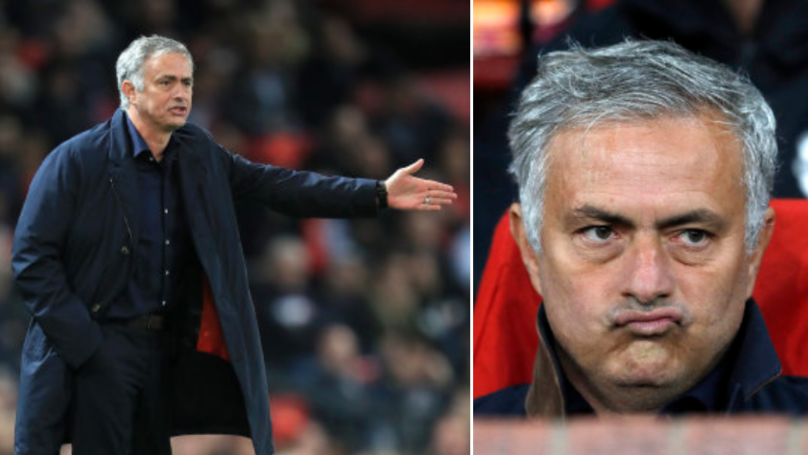 Manchester United Star 'Likes' Instagram Post Which Calls For Jose Mourinho To Be Sacked