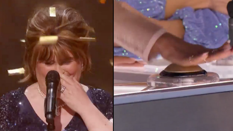 Susan Boyle Wins Golden Buzzer On America's Got Talent: Champions