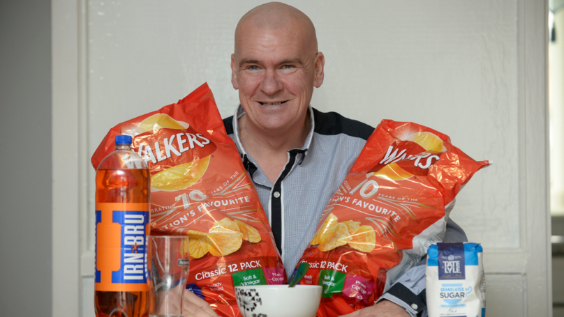 Man Who Ate 24 Packs Of Crisps A Day Undergoes Amazing Weight Loss Transformation