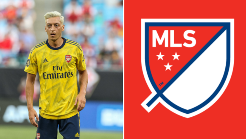 One Of Mesut Ozil's Representatives To Meet With D.C United Officials