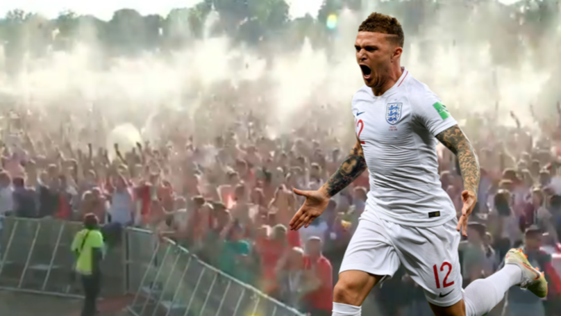 On This Day: Kieran Trippier Scored 'That' Free-Kick Against Croatia At 7:05pm
