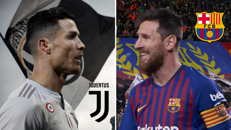 How Lionel Messi's Stats Compare To Cristiano Ronaldo In The Last 10 Years